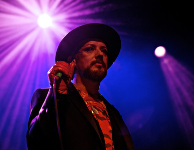 Boy George at Irving Plaza
