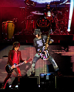 Guns 'N Roses  Gov Ball 2013