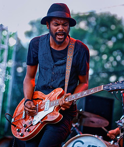 Gary Clark Jr.  (Gov Ball Day 3)