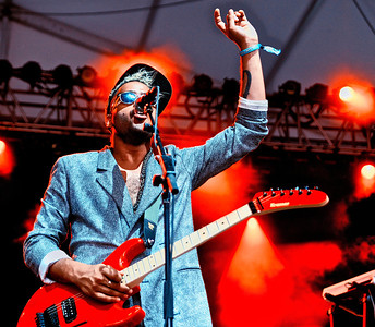 Twin Shadow  (Gov Ball 2013)
