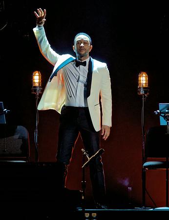 John Legend at Barclays